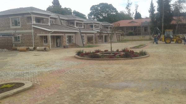 FBC Garden Flats Development